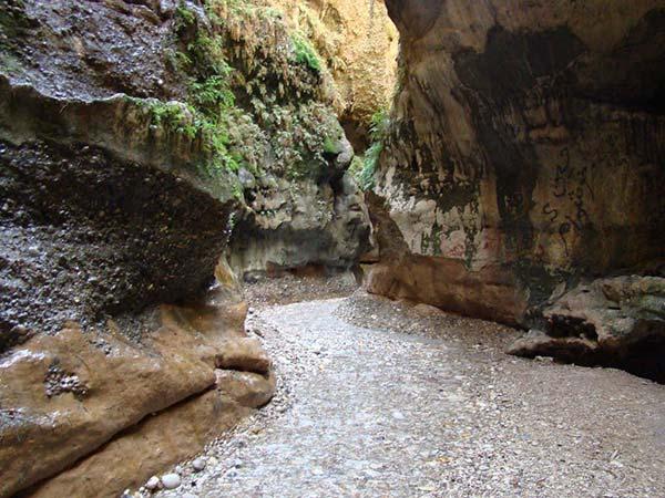 غار زینگان (زینه گان، بهشت)