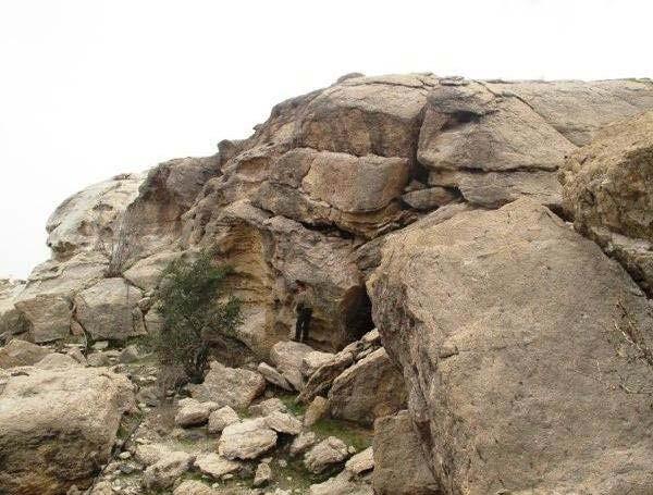 غار شعیب