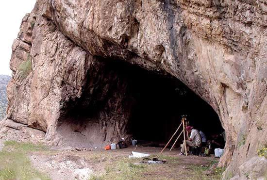 غار یافته
