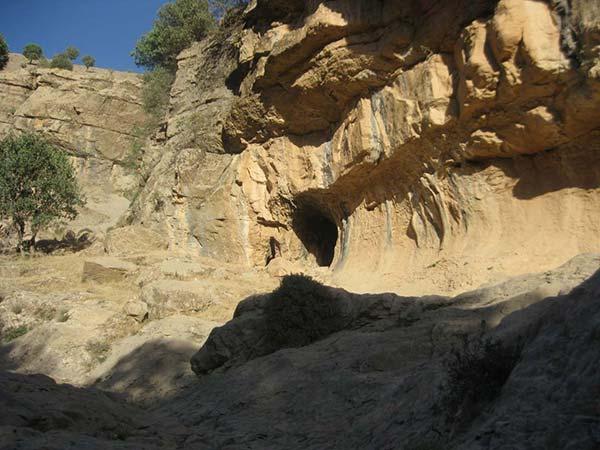غار تایه گه