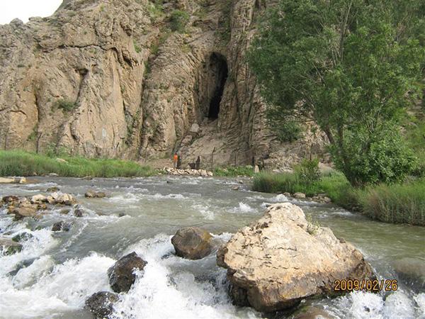 غار کاماسیاب