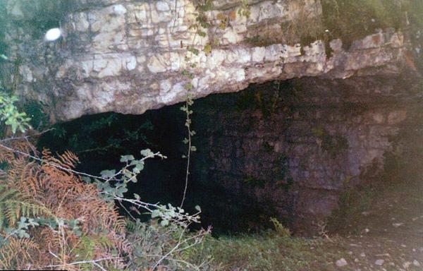 غار کمیشان