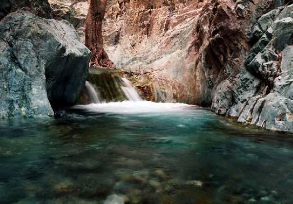 آبشار دلفارد، جیرفت