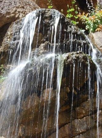 آبشار دلی خلیل، قره آغاج