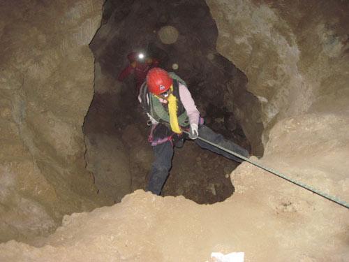 غار درویش خاکی