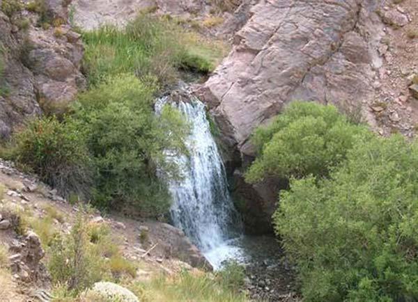 آبشار دره ده والی، جیرفت