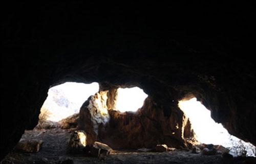 غار خرمنه سر
