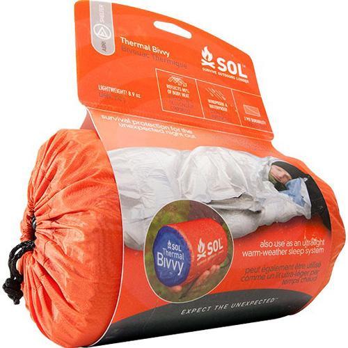 کیسه بیواک گرمایشی SOL - متوسط