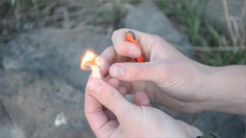 کیت آتش SOL - محصول آمریکا