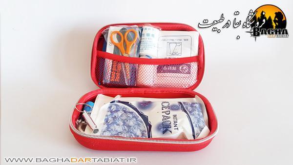 کیف کمک های اولیه ناجی