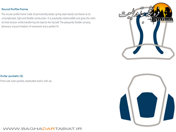 کوله پشتی دیوتر مدل FUTURA 26 SL