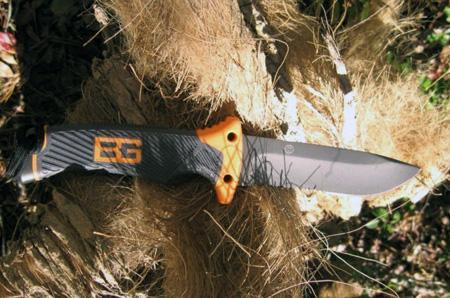 کارد بقا و شکاری گربر - Bear Grylls Ultimate Fixed Blade Knife