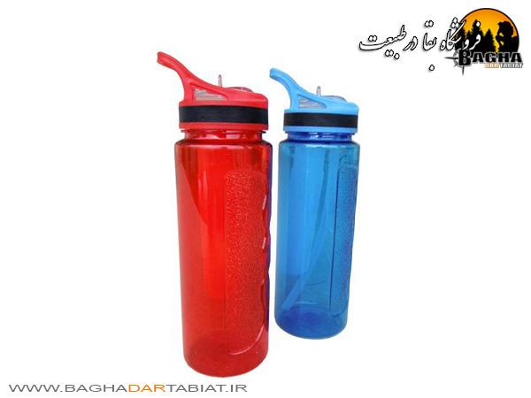 بطری پلاستیکی آب نی دار