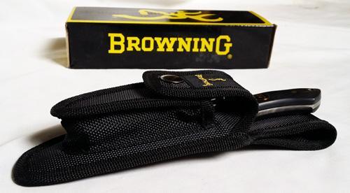 چاقوی دوقلوی شکاری BROWNING