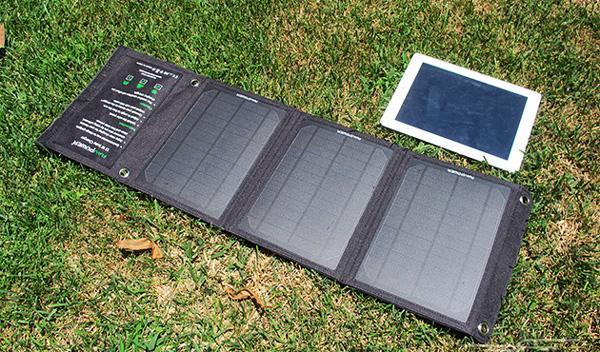 شارژر خورشیدی RAVPOWER - 9W