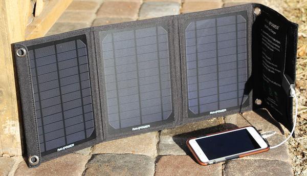 شارژر خورشیدی RAVPOWER - 15W