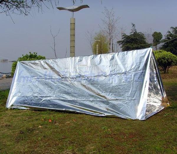 چادر اضطراری