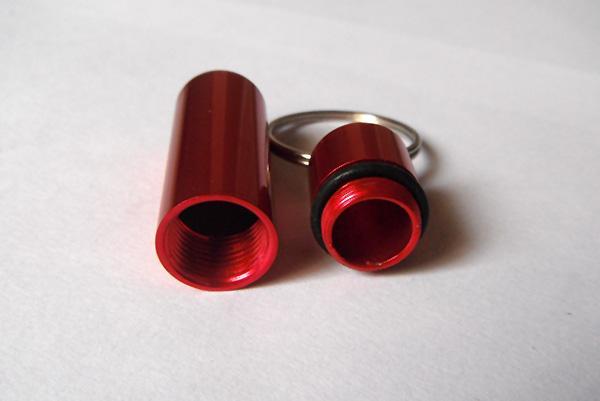 جاسوئیچی فلزی محفظه دار