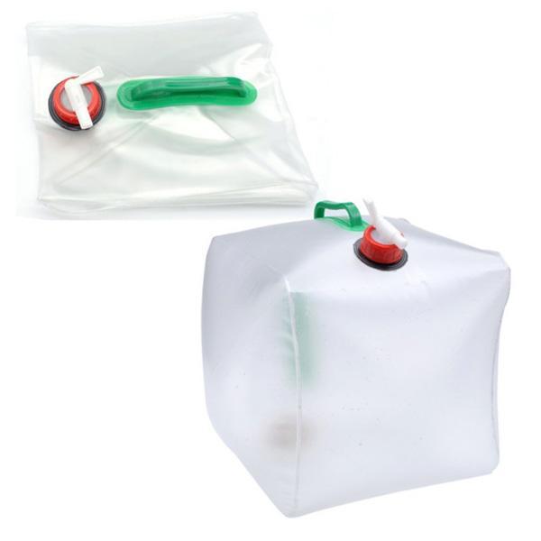 گالن حمل آب تاشو - 10 لیتری