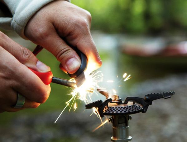 سنگ چخماق Light My Fire - مدل ارتشی