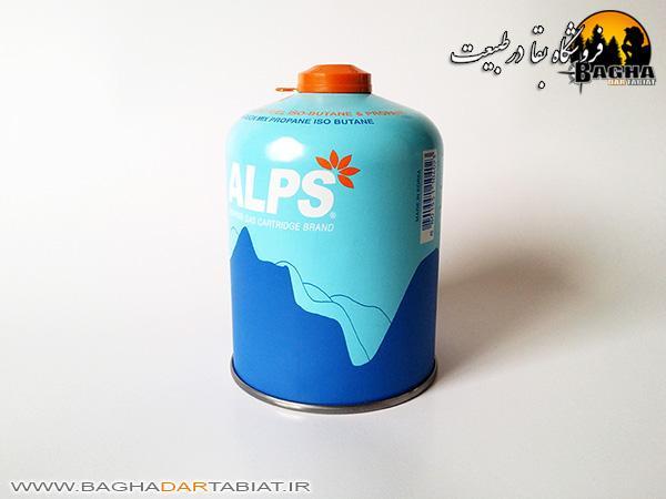 کپسول گاز 450 گرمی آلپس  (ALPS)