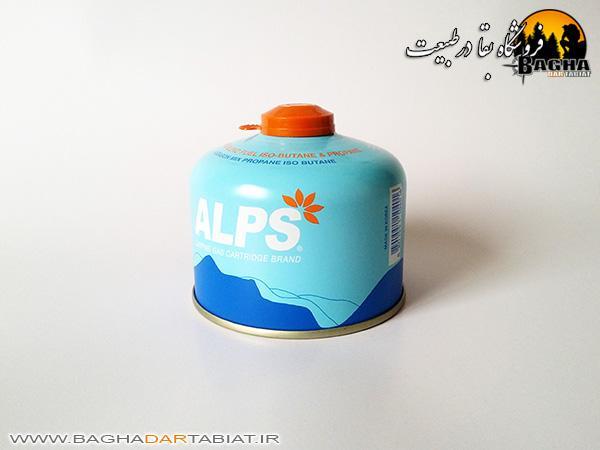 کپسول گاز 230 گرمی آلپس  (ALPS)
