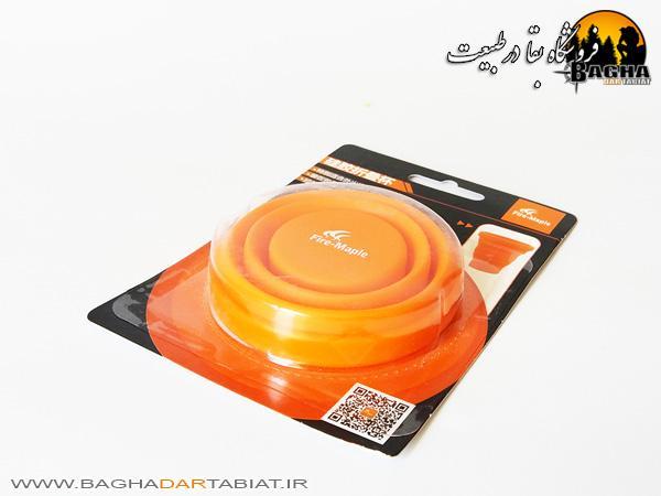 لیوان تاشو سیلیکونی Fire Maple