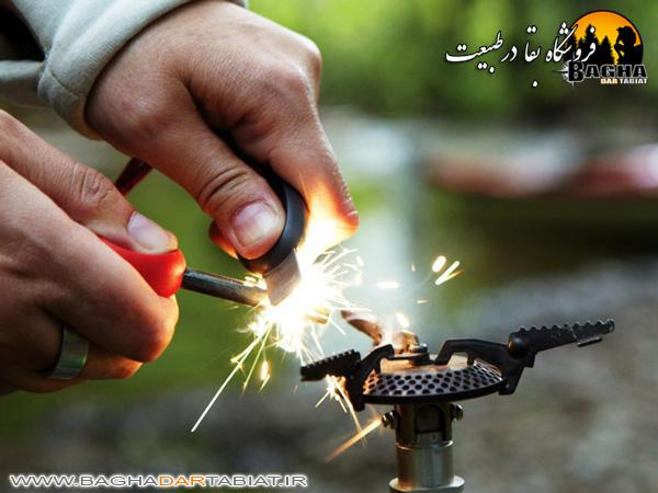سنگ چخماق Light My Fire - مدل پیشاهنگی