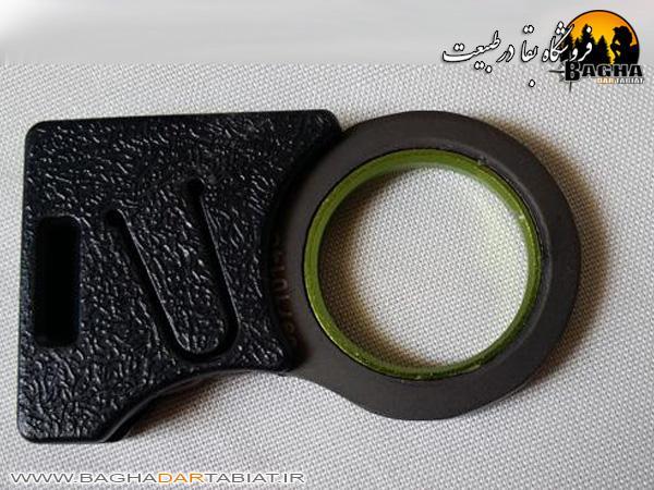 کاتر انگشتی گربر - GDC Keychain hook knife