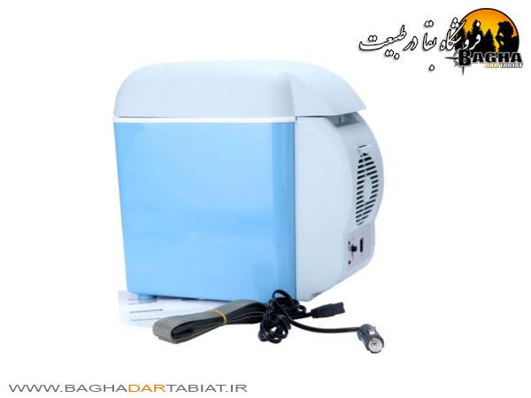 یخچال خودرو 7/5 لیتری