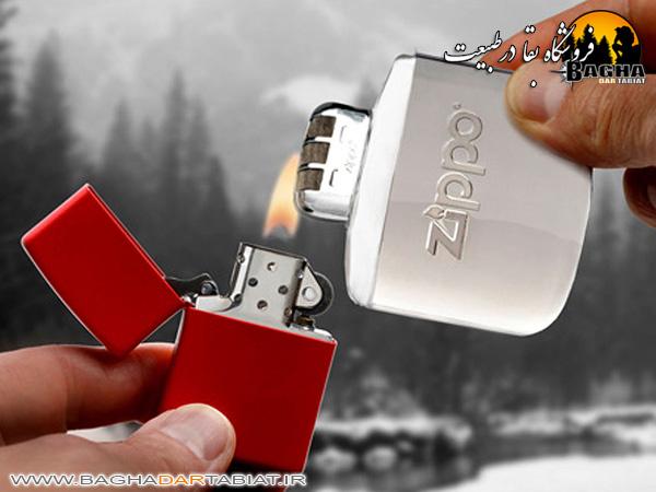 بخاری جیبی Zippo اورجینال