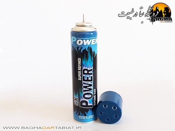 گاز فندک بدون بو Power