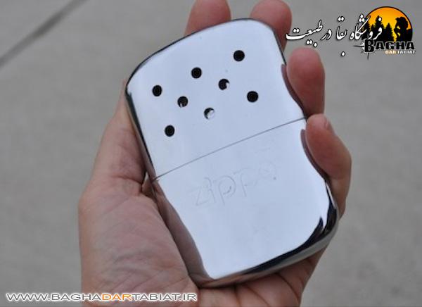 بخاری جیبی Zippo - اورجینال(12 ساعته)