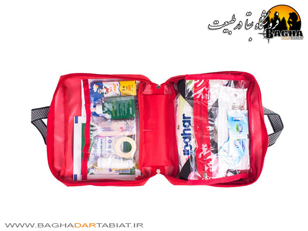 کیف کمک های اولیه کسری
