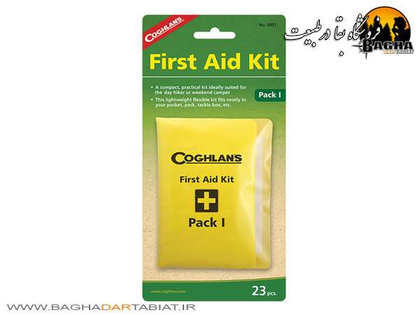 کیف کمکهای اولیه coghlans Pack I کانادا