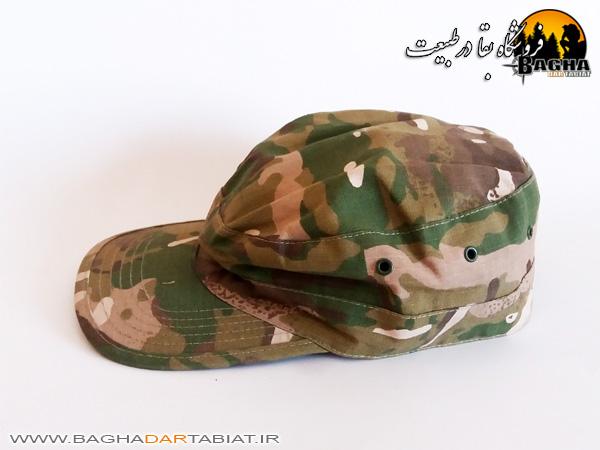 کلاه نقابدار نظامی