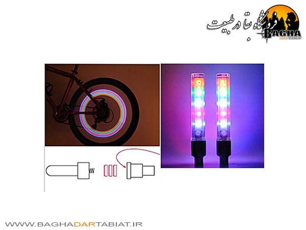 فایر تایر، چراغ تزئینی دوچرخه و خودرو