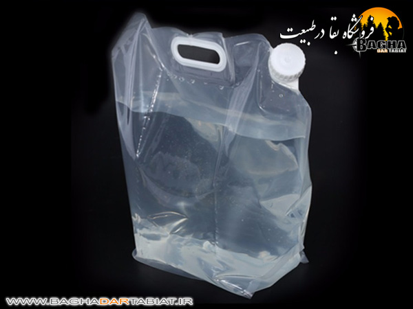 گالن آب تاشو - 10 لیتری