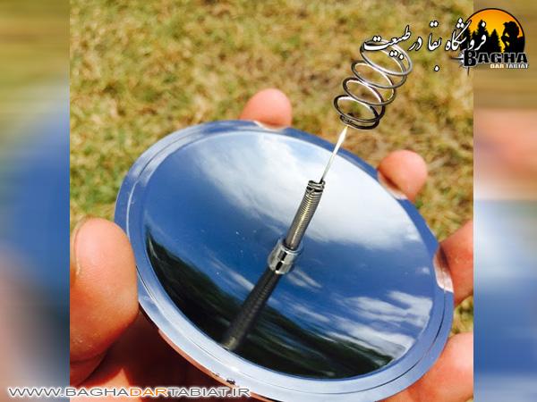 آتشزنه خورشیدی ( فندک خورشیدی )