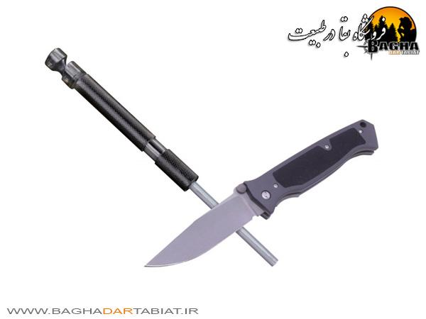 چاقو تیزکن لانسکی تاکتیکال دو کاره