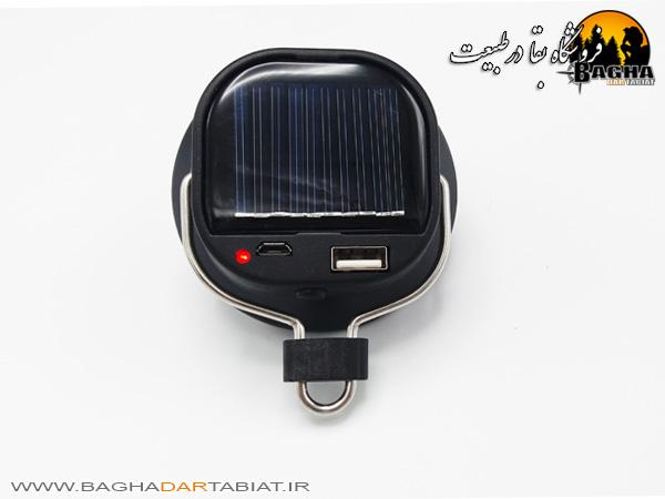 چراغ چادر خورشیدی مدل  XBG-7666B