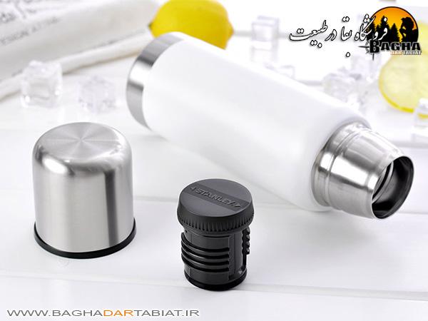 فلاسک استیل وکیوم استنلی 1 لیتری The Stainless Steel Vacuum Bottle