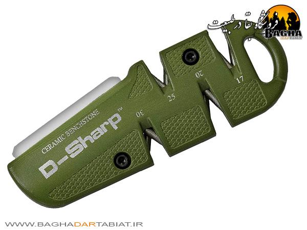چاقو تیزکن 5 کاره الماس لنسکی مدل D-Sharp