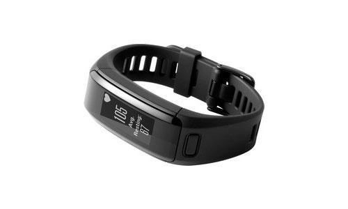 ساعت ورزشی و ماجراجویی GARMIN مدل vivosmart HR