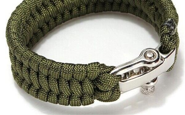 قفل فلزی دستبند پاراکورد