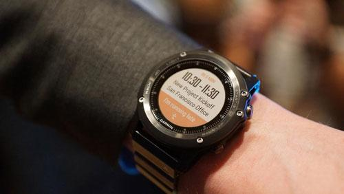 ساعت ورزشی GARMIN مدل Fenix 3 Sapphire