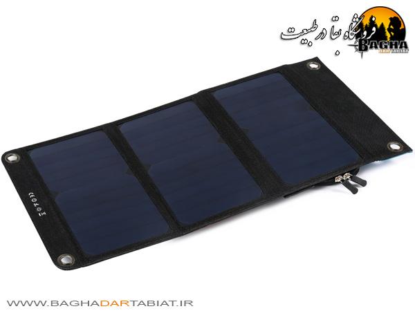 شارژر خورشیدی واگان