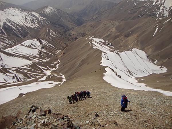 کوه لوارک
