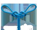Spanish Bowline Knot