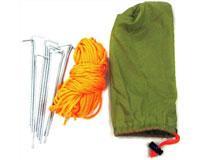 میخ و طناب چادر